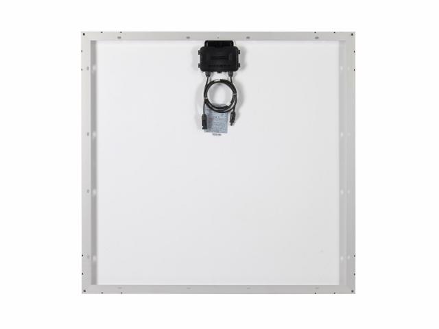 太陽光パネル160W+コントローラセット【SS】_正方形