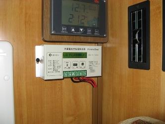 太陽光パネル160W+コントローラセット【PV】_正方形
