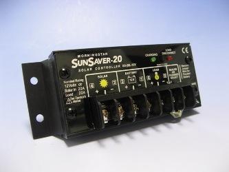太陽光パネル320W+コントローラセット【SS】_正方形