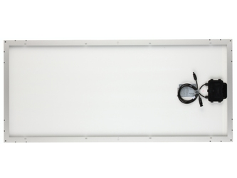 【160Wシステムセット/バッテリー過放電防止付属】オフグリッドソーラー160Plus