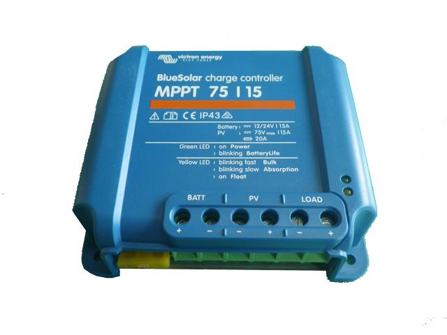 太陽光パネル210W+コントローラセット【BS-MPPT】