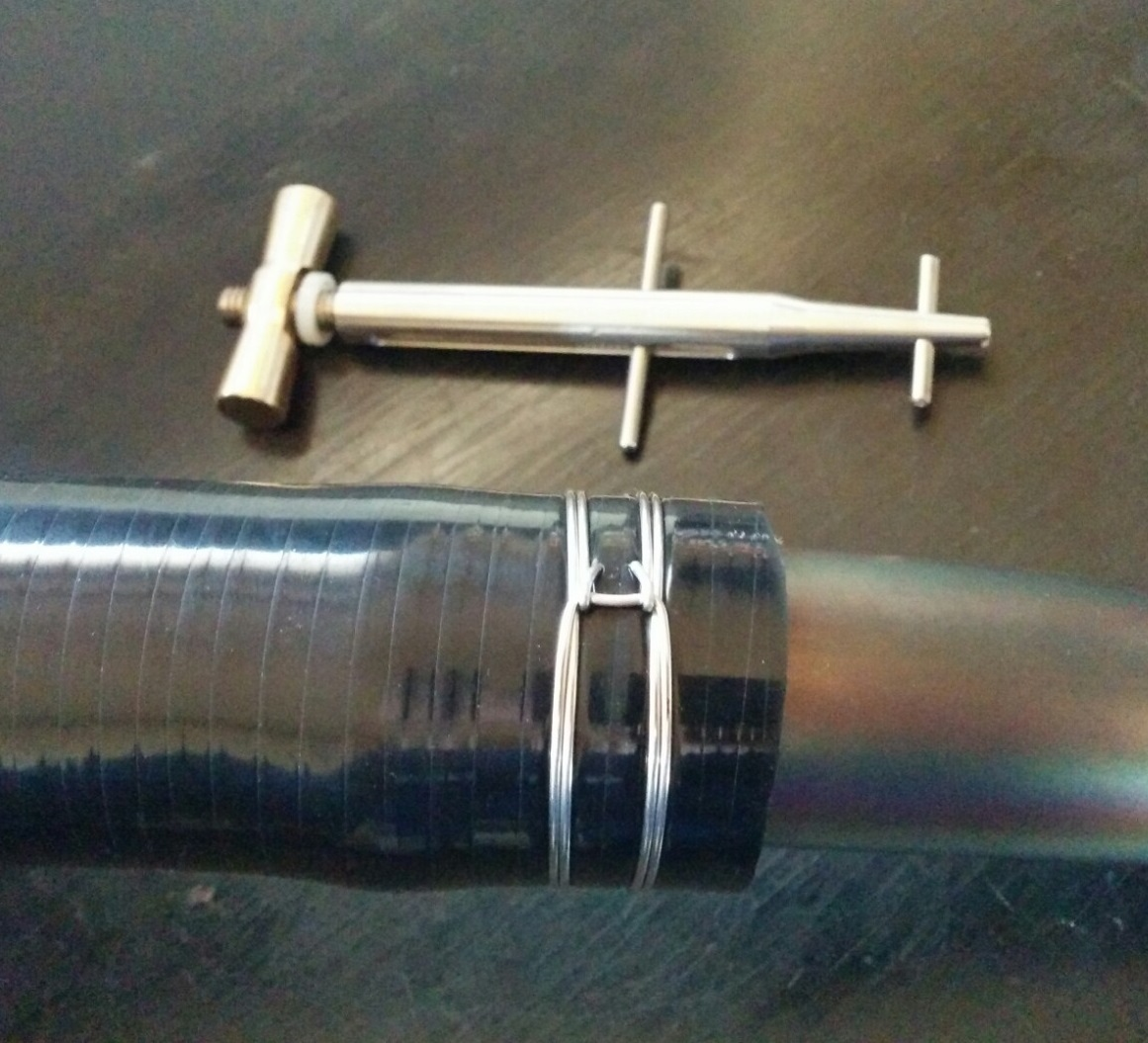 クランプタイト ワイヤーロック工具(プレミアム)