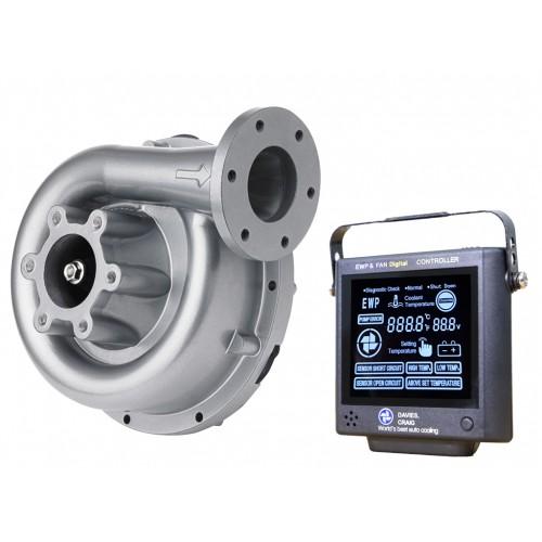 EWP130電動ウォーターポンプ&コントローラーコンボセット