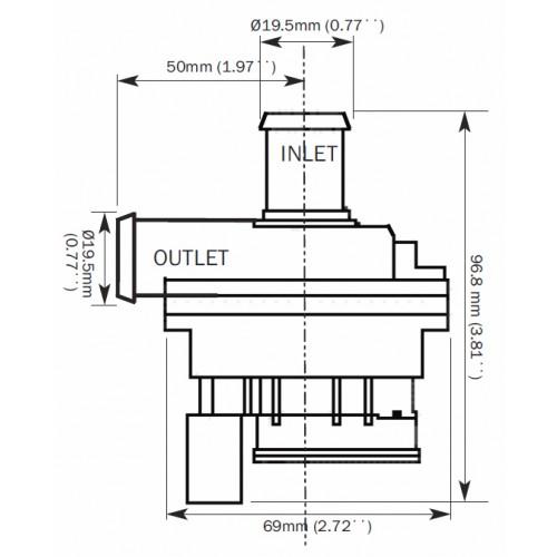 [廃盤]EBP15電動ブースターポンプ
