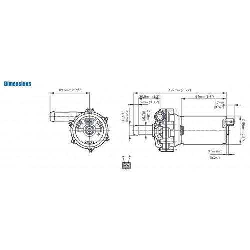 EBP25電動ブースターポンプ