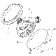 EWP取付用固定ブラケットキット(フローティングマウント)