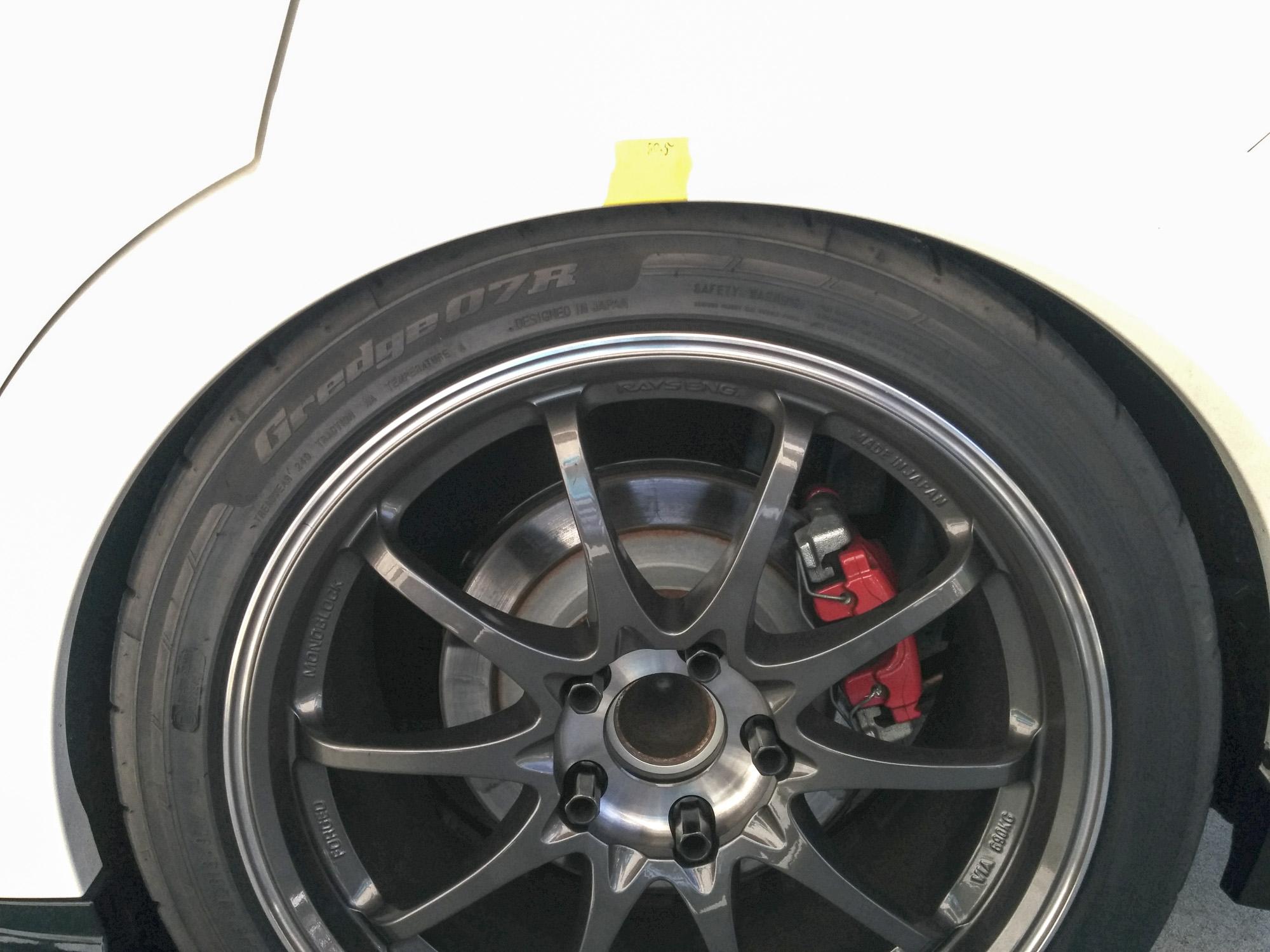 FK2シビックSPIRIT車高調キット&キャンセラー