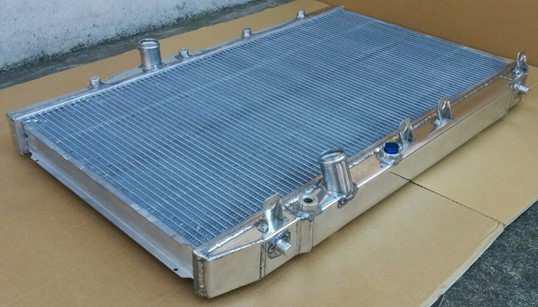 APJ CIVIC FK2専用ビッグラジエーター コア厚48mm(納期約3週間)