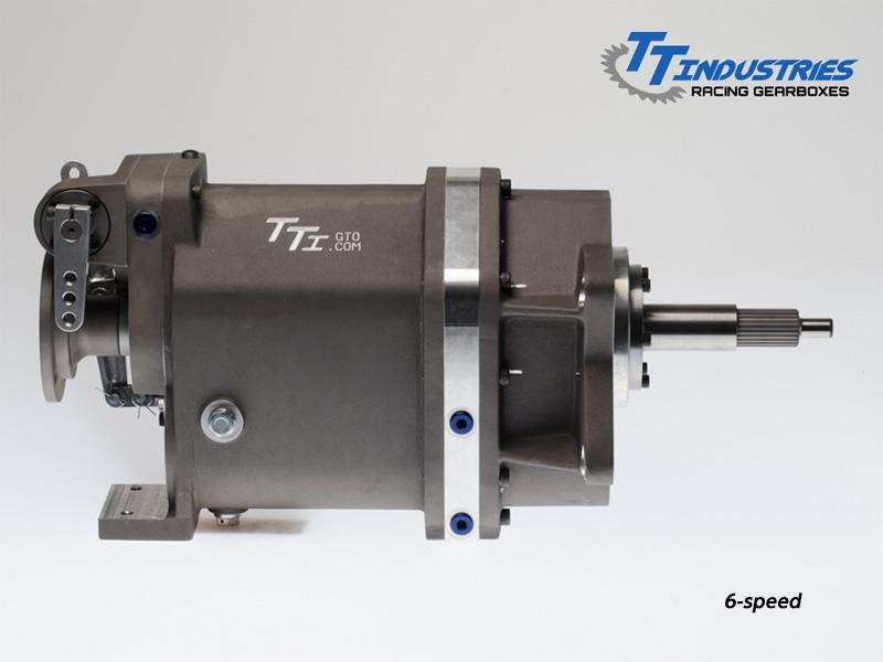 【納期約1.5ヶ月】TTi-SRエンジン5速/6速用シーケンシャルミッションセット
