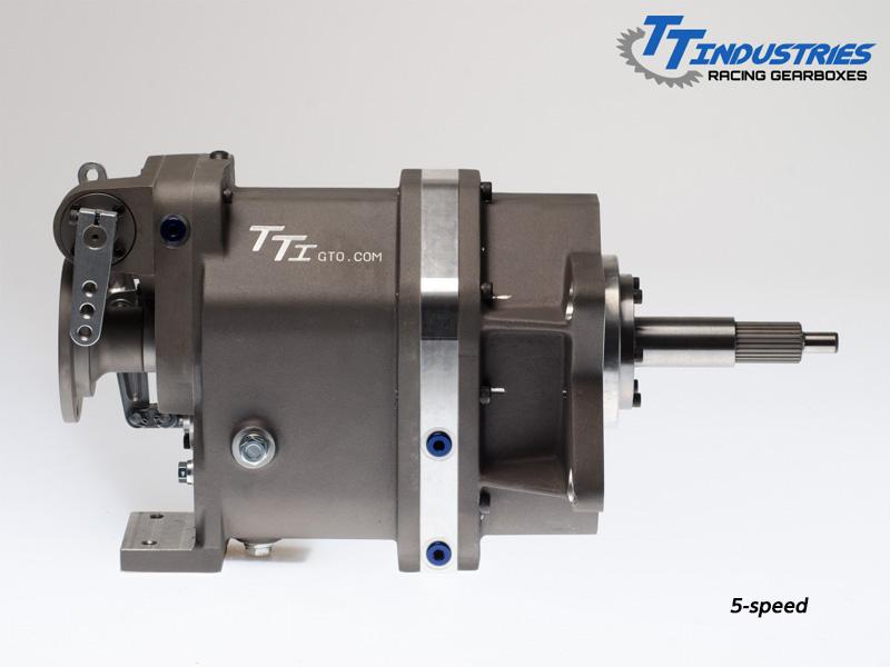 【納期要問合せ、要事前見積】TTi-トヨタ FT86/BRZエンジン5速/6速用シーケンシャルミッションセット