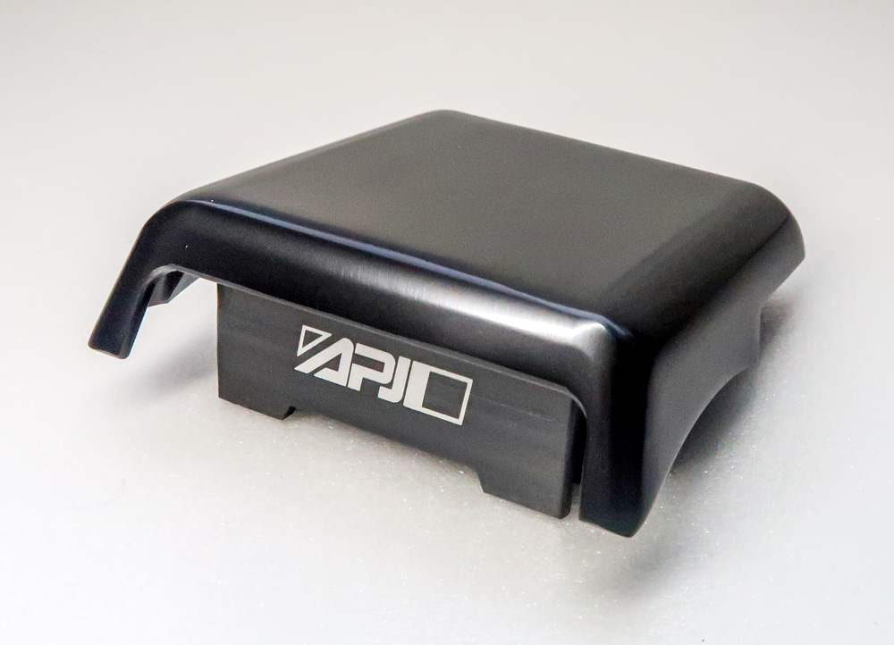 S660 ソフトトップセンターラッチカバー(T6061ジュラルミン)