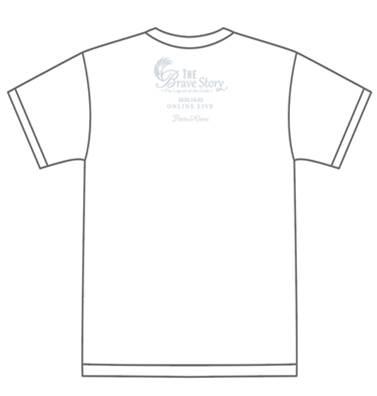 勇者物語〜神伝〜 ロゴTシャツ