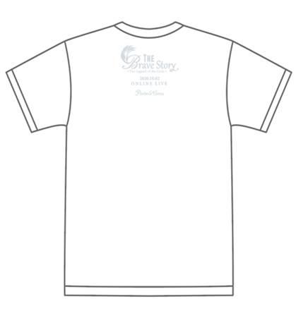 勇者物語〜神伝〜 ドット絵Tシャツ
