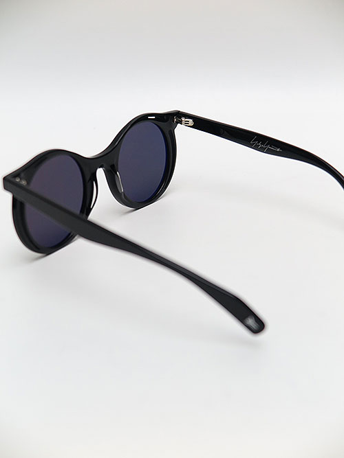 Yohji Yamamoto・ヨウジヤマモト/optical glasses YY5021/BLK.