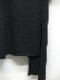 Ground Y・グラウンドワイ・Asymmetry Short Sleeves Cut/BLACK