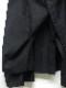 Yohji Yamamoto・ヨウジヤマモト/コットンツイルY-定番ラップパンツ/ブラック