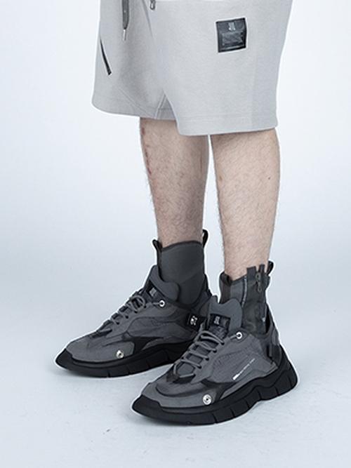 (予約品)2月入荷予定/NIL/S・ニルズ/MICROFIBER FOOT WEAR/GRAY