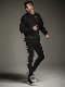 (予約品)1月入荷/22TH RESOUND CLOTHING・リサウンドクロージング/SUPER TIGHT TAPERD Blind LINE PT/BLACK