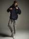 (予約品)1月入荷/22TH RESOUND CLOTHING・リサウンドクロージング/SUPER TIGHT TAPERD Blind LINE PT/GREY