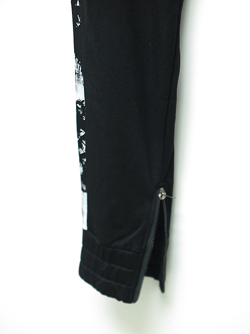 SALE40%OFF/KMRii・ケムリ・Rayon Jersey Track Pants-BLK