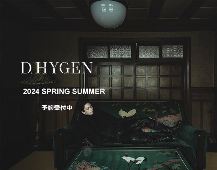 予約情報 2020SS-D.HYGEN