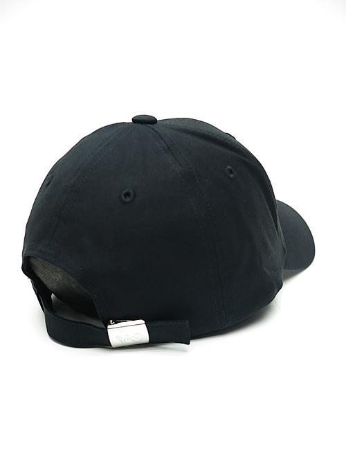 Y-3・ワイスリー/Y3-A20-0000-090/Y-3 LOGO CAP/BLACK