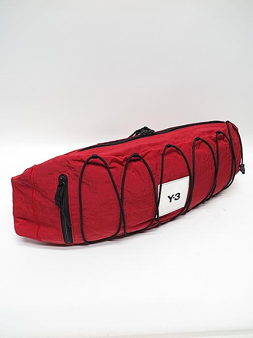 Y-3・ワイスリー/Y-3 XBODY BAG/SCARLET