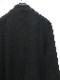 JULIUS・ユリウス/WOOL/RAYON CREPE JACKET FOR MALE/BLK