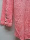 (予約品)2〜3月入荷/KMRii・ケムリ/Crepe Cotton Slash Shirt 02 / LS/P.Flamingo