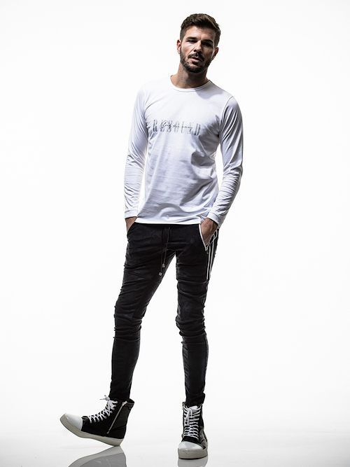 (予約品)3月入荷/19TH RESOUND CLOTHING・リサウンドクロージング/CTS RESOUND  jersey LONG TEE/WHITE