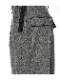 Y-3・ワイスリー/M CLASSIC WOOL FLANNEL CUFF PANTS/MEDIUM GREY HEATHER
