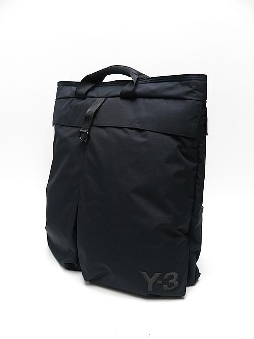 Y-3・ワイスリー/Y3-A20-0000-115/Y-3 TOTE /BLACK.