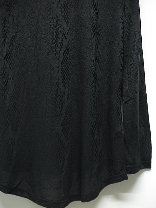 kiryuyrik・キリュウキリュウ/Python JQD Jersey PullOver Shirts/Black