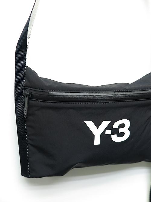 Y-3・ワイスリー/Y3-A20-0000-119/Y-3 CH3 SACOCHE/BLK_CWHT.