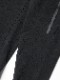 RIPVANWINKLE・リップヴァンウィンクル/フレンチテリー SKINNY JERSEY/BLK.