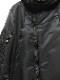 RIPVANWINKLE・リップヴァンウィンクル/ヘビーツイル TACTICAL HOODIE/BLACK