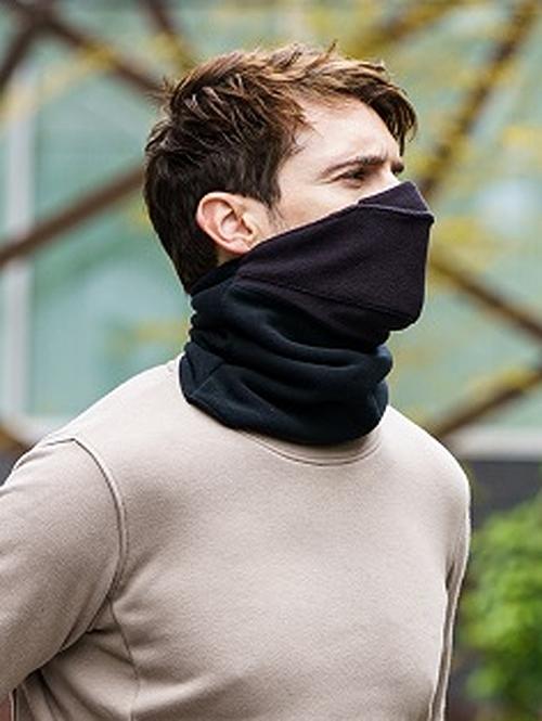 (予約品)10月入荷予定/wjk・ダブルジェイケイ/neck gaiter with mask cover/BLK