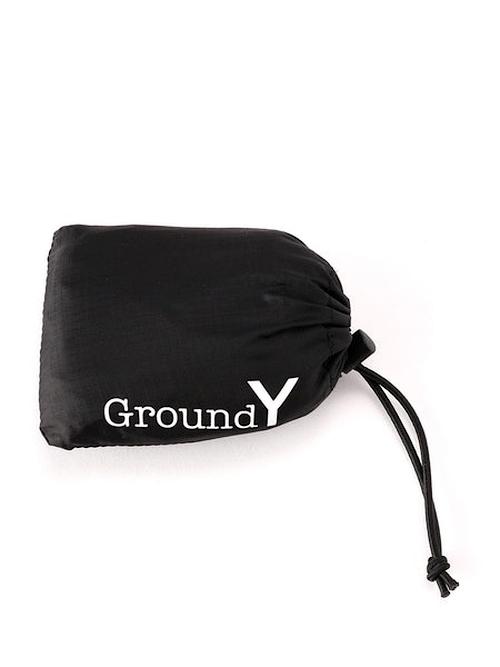 Ground Y・グラウンドワイ・10L Packable Backpack/BLACK
