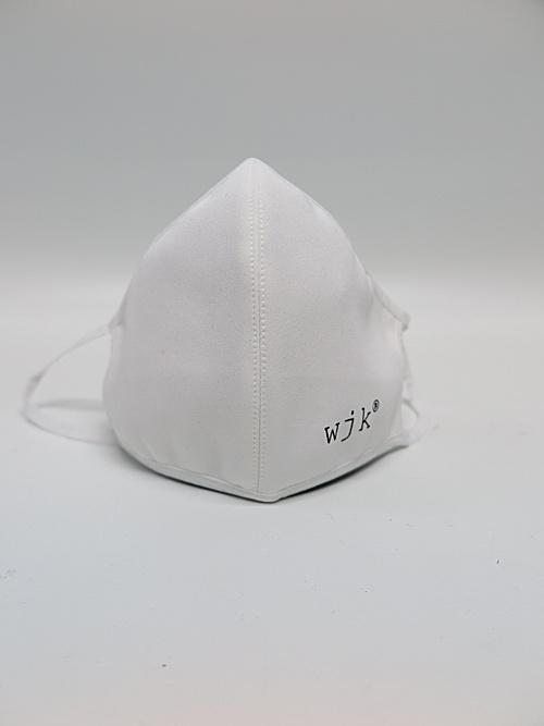 wjk・ダブルジェイケイ/swim mask cover/WHT