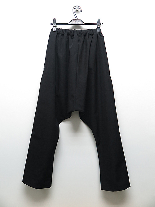 kujaku・クジャク/ogyo pants/BLACK.