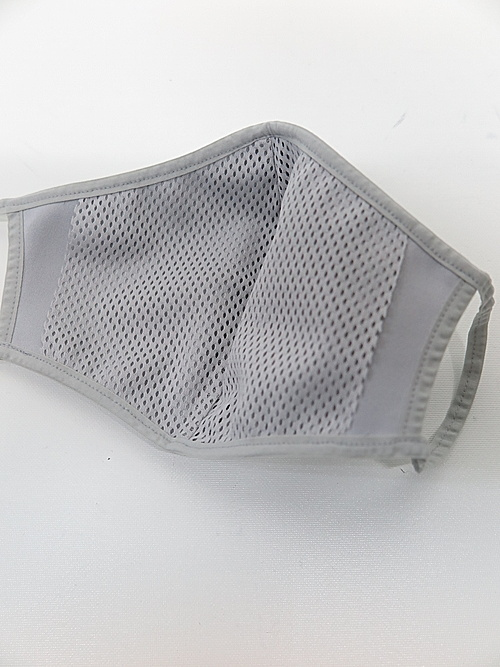 wjk・ダブルジェイケイ/swim mask cover/l.gray