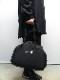 Ground Y・グラウンドワイ・Packable Boston Bag/BLACK