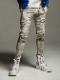 (予約品)10月入荷/22TH RESOUND CLOTHING・リサウンドクロージング/SUPER TIGHT TAPERD Johnson LINE HEAT PT/GREYCAMO