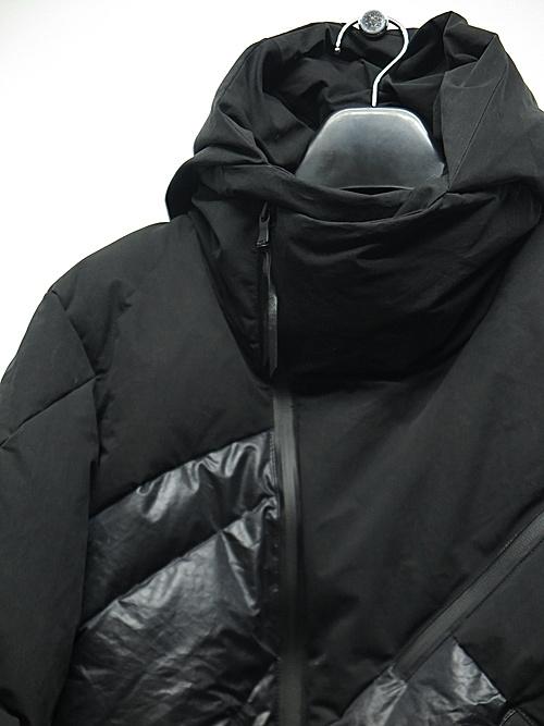 The Viridi-anne・ザ ヴィリディアン/ダウンジャケット/BLACK