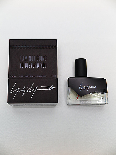 Yohji Yamamoto・ヨウジヤマモト(PARFUMS)-AC-I Am Going To Disturb You Homme EDT 50ML