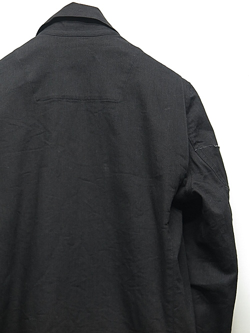 (予約品)9月入荷予定/kiryuyrik・キリュウキリュウ/Black Black Denim G-Jyan/Black