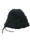 KMRii・ケムリ/Bubble Beanie 02/BLK