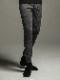 (予約品)11月入荷/22TH RESOUND CLOTHING・リサウンドクロージング/TIGHT TAPERD CHRIS EASY TWEED PANTS/BKTWEED