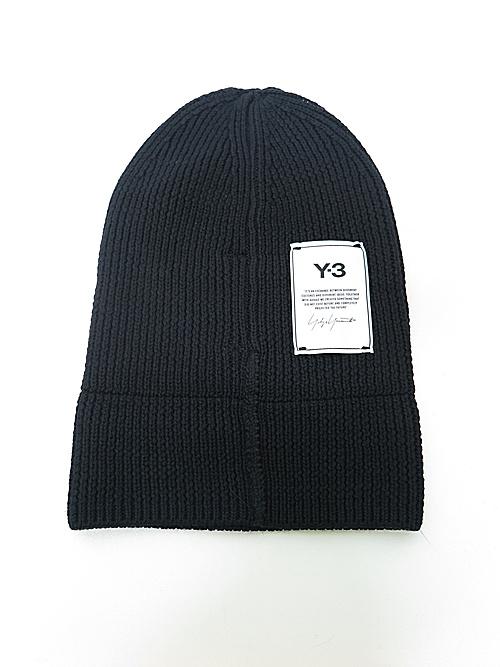 Y-3・ワイスリー/Y3-A20-0000-101/Y-3 CL BEANIE/BLACK.