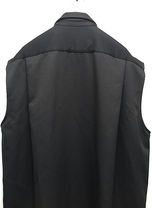 kujaku・クジャク/kamitsure coat/BLK
